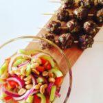 Thai inspireret kødboller