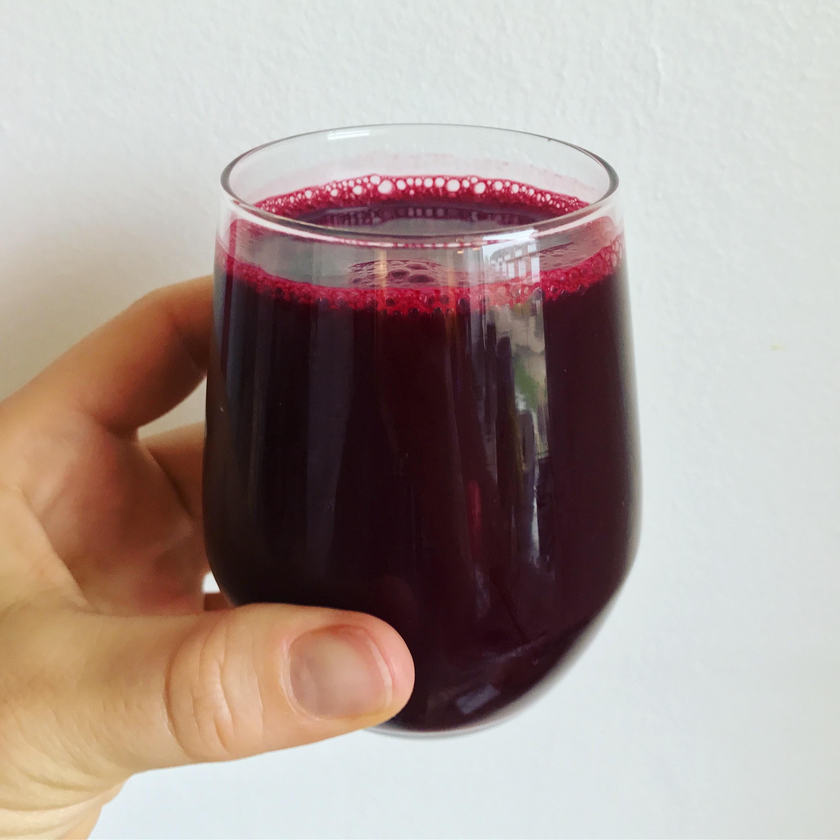 Min Hurom slowjuicer og 2 opskrifter med rodbede - Madogkaerlighed