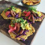 Tacos med blomkål