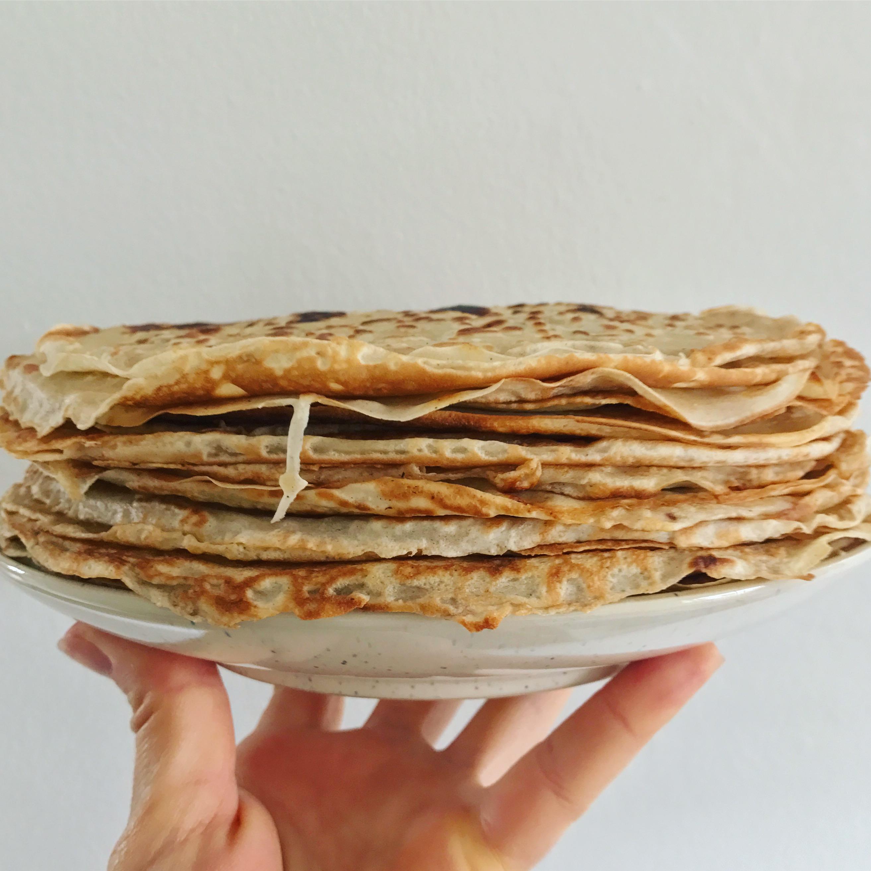 Klassiske pandekager
