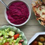 Rødbede humus