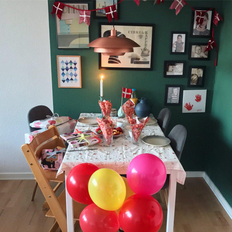 Børne fødselsdag for Josefine