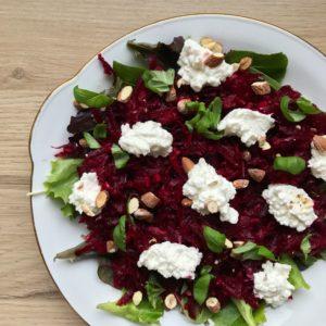 Rødebede salat