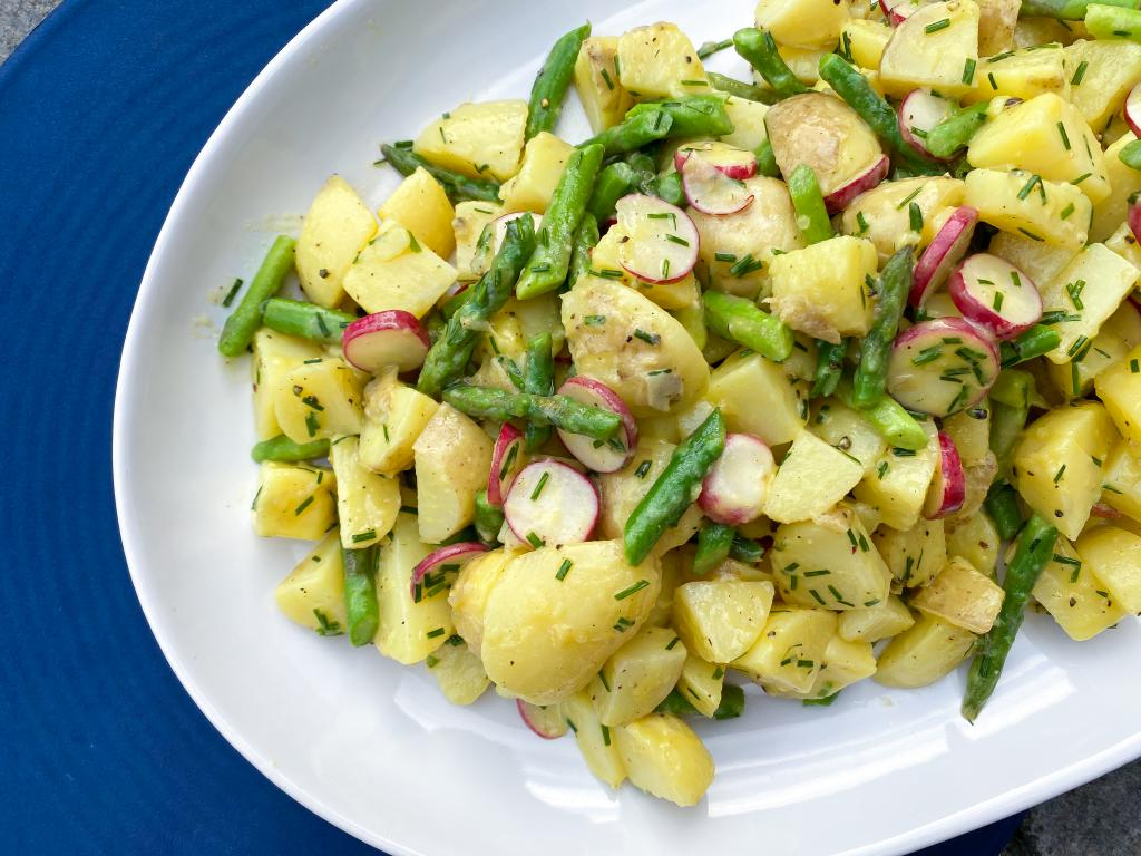 Kold kartoffel salat
