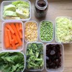 Opbevaring af grøntsager
