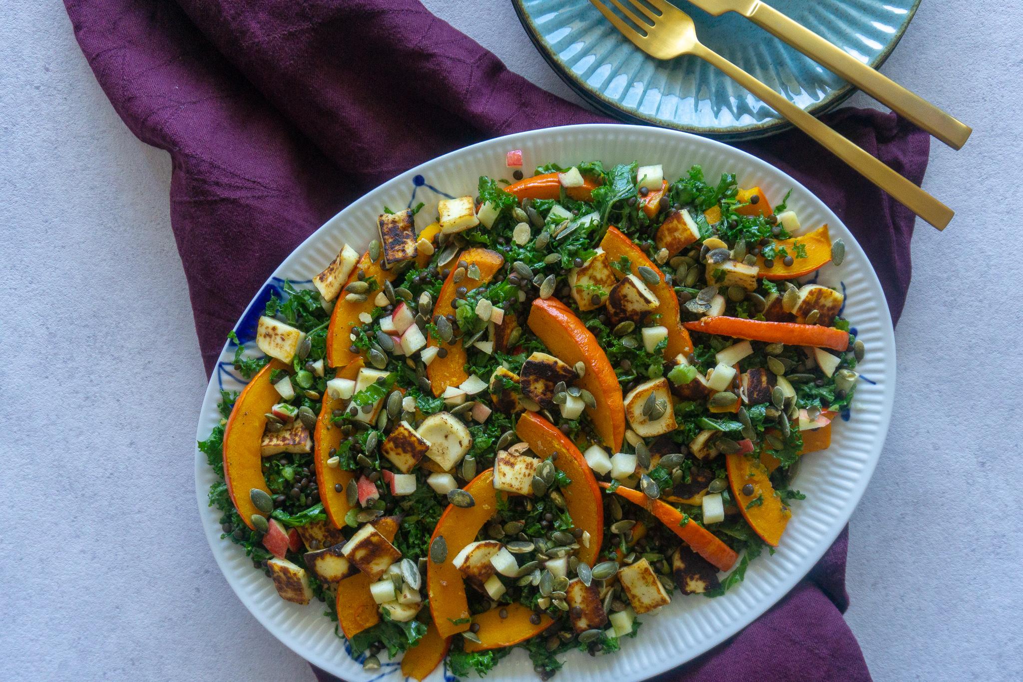 Hokkaido salat