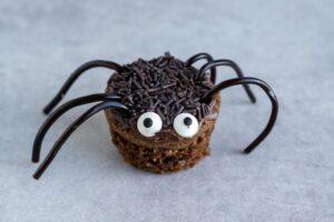 Halloween muffins