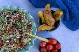 marrokansk salat