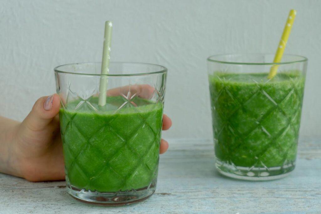 Spinat greenie