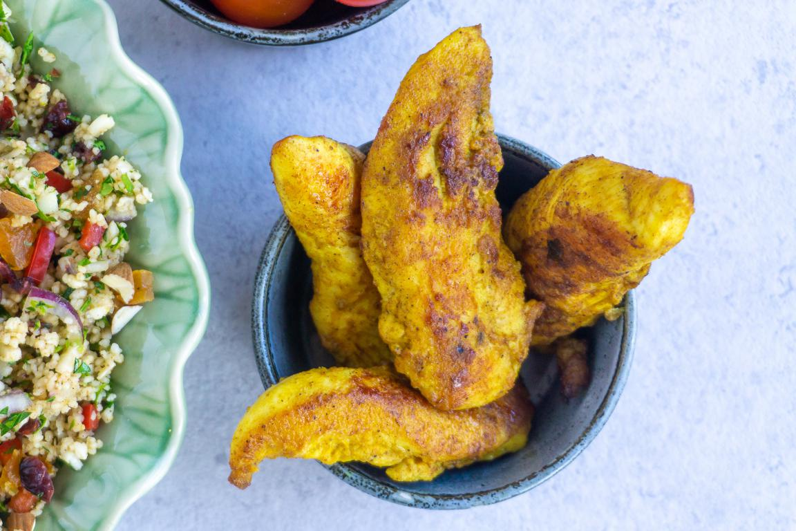 Marokkansk kylling