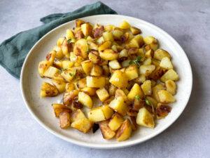 Brasede kartofler