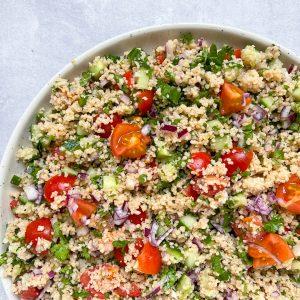 Grove salater
